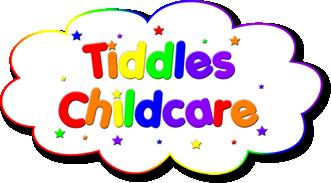Tiddles Childcare Logo